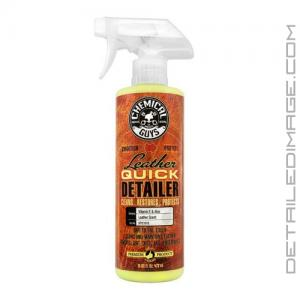 Chemical Guys Leather Quick Detailer - 16 oz