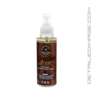Chemical Guys Leather Scent Air Freshener - 4 oz