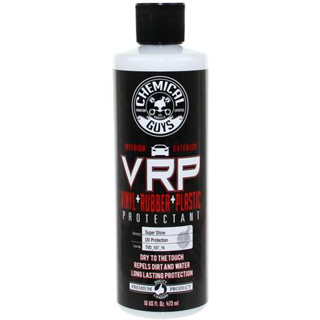 Porter Cable Buffer >> Chemical Guys VRP Vinyl Rubber and Plastic Protectant - 16 oz | Free Shipping Available ...