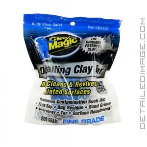 Clay Magic Fine Grade Clay Bar - 200 g