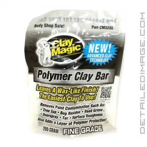 Clay Magic Polymer Detailing Clay Bar - 200 g