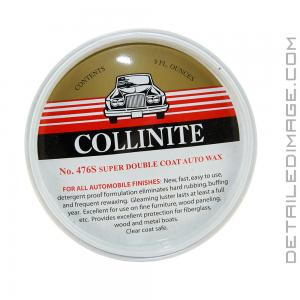 Collinite 476s Super Doublecoat Auto Wax - 9 oz