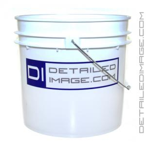 DI Accessories 3.5 Gallon Bucket - White