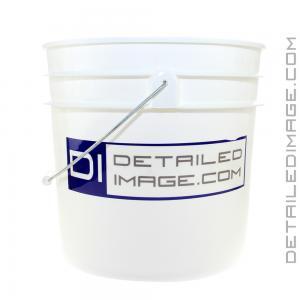 DI Accessories 3.5 Gallon Bucket - White