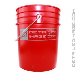 DI Accessories 5 Gallon Bucket - Red