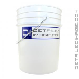 DI Accessories 5 Gallon Bucket - White