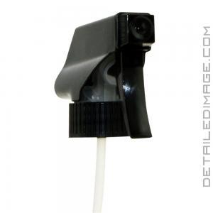 "DI Accessories Adjustable Trigger Sprayer Black - 9.25"" Dip Tube"