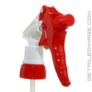 "DI Accessories Adjustable Trigger Sprayer Red - 4.5"" Dip Tube"