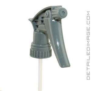 DI Accessories Chemical Resistant Trigger Sprayer - Gray