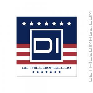 "DI Accessories Detailed Image Sticker - 3.5"" x 3.5"" USA"
