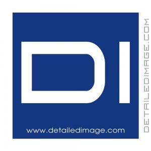 "DI Accessories Detailed Image Sticker - 4.5"" x 4.5"""