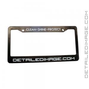 DI Accessories DetailedImage.com License Plate Frame