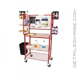 DI Accessories Detailer Rolling Cart