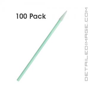 DI Accessories Foam Cleaning Swabs - Pointed 100x