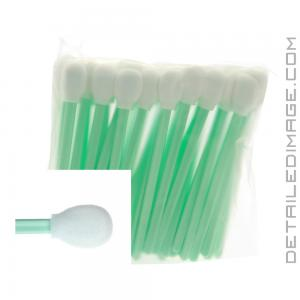 DI Accessories Foam Cleaning Swabs - Round 50x