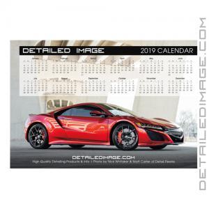 DI Accessories Poster Calendar - 2019
