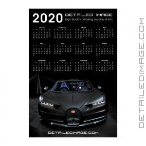 DI Accessories Poster Calendar - 2020