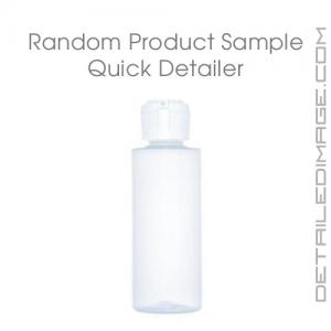 DI Accessories Random Product Sample - Quick Detailer