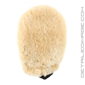 DI Accessories Sheepskin Wash Mitt without thumb