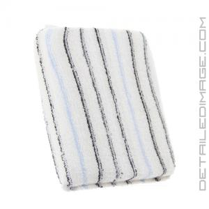 DI Accessories Terry Cloth White Stripe Applicator Pad