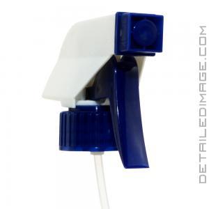 "DI Accessories Trigger Sprayer Blue and White - 9.25"" Dip Tube"