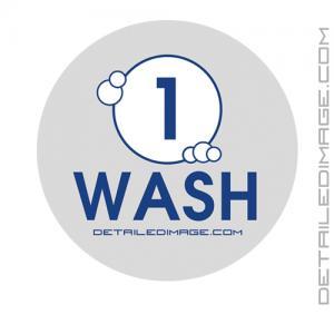 DI Accessories Wash Bucket Sticker - Grey