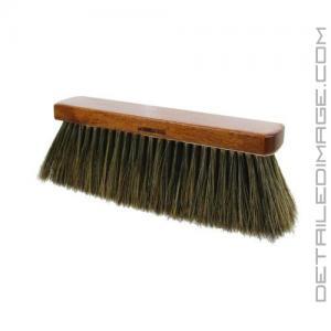 DI Brushes Boar's Hair Car Wash Brush - Hand Use