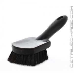DI Brushes Horse's Hair Wheel Brush