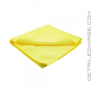 "DI Microfiber All Purpose Towel Yellow - 16"" x 16"""