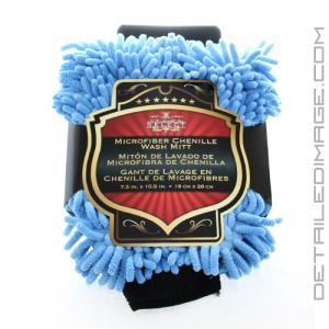DI Microfiber Chenille Wash Mitt - Elastic Cuff