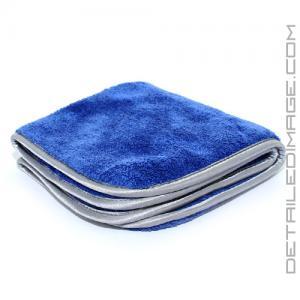 "DI Microfiber Deep Blue Towel - 16"" x 16"""