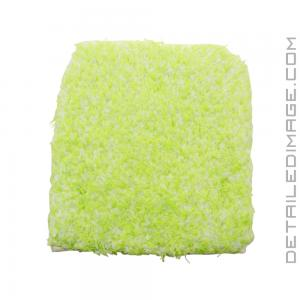 "DI Microfiber Green Monster Hybrid Car Wash Mitt - 9"" x 9"""