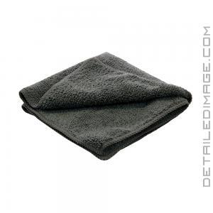 "DI Microfiber Mini Grey Towel - 10"" x 10"""