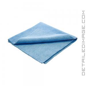 "DI Microfiber Polish Removal Edgeless Towel - 16"" x 16"" Blue"