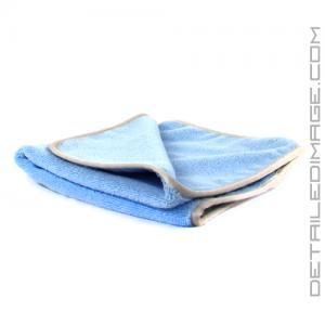 "DI Microfiber Premium All Purpose Towel - 16""x16"" Blue"