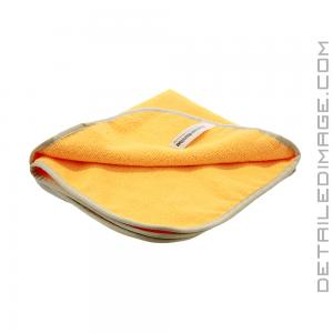 "DI Microfiber Premium All Purpose Towel - 16""x16"" Orange"