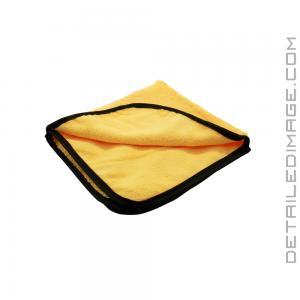 """DI Microfiber Super Plush Microfiber Towel Yellow - 16"""" x 16"""""""