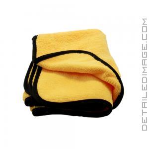 """DI Microfiber Super Plush Microfiber Towel Yellow - 16"""" x 24"""""""