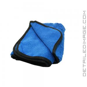 "DI Microfiber Super Ultra Plush Microfiber Towel Blue - 16"" x 24"""