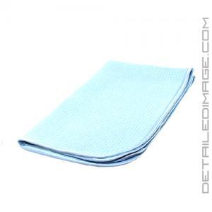 "DI Microfiber Waffle Weave Drying Towel - 16"" x 24"""