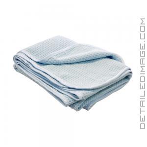 "DI Microfiber Waffle Weave Drying Towel - 36"" x 24"""