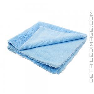 "DI Microfiber Zero Edge Towel - 16""x16"" Blue"