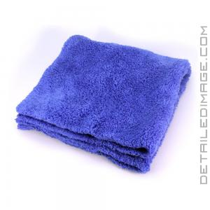 "Detail Factory Plush Microfiber Towel Blue - 16"" x 16"""