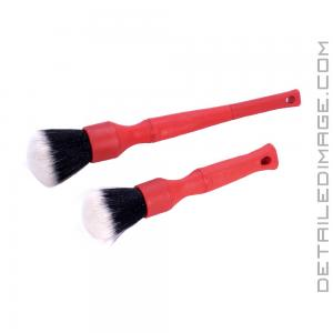 Detail Factory TriGrip Brush Red - Set