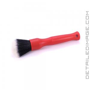 Detail Factory Ultra Soft Detail Brush Boar Hair Red - Small