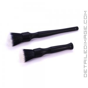 Detail Factory Ultra Soft Detail Brush Synthetic Black - Set