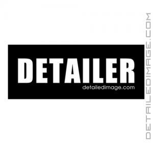 Detailer Garage Banner - 2' x 5'