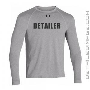 Detailer Under Armour Long Sleeve Locker Shirt - Medium