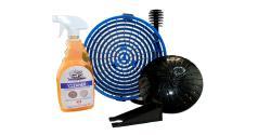 Dirt Lock Pad Washer Kit