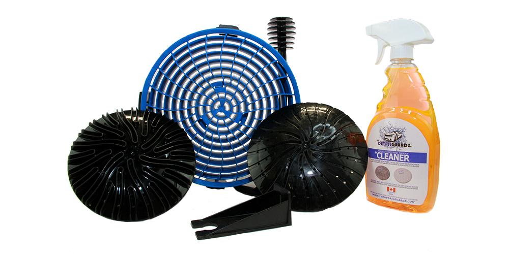 Detail Guardz Dirt Lock Ultimate Pad Washer Kit